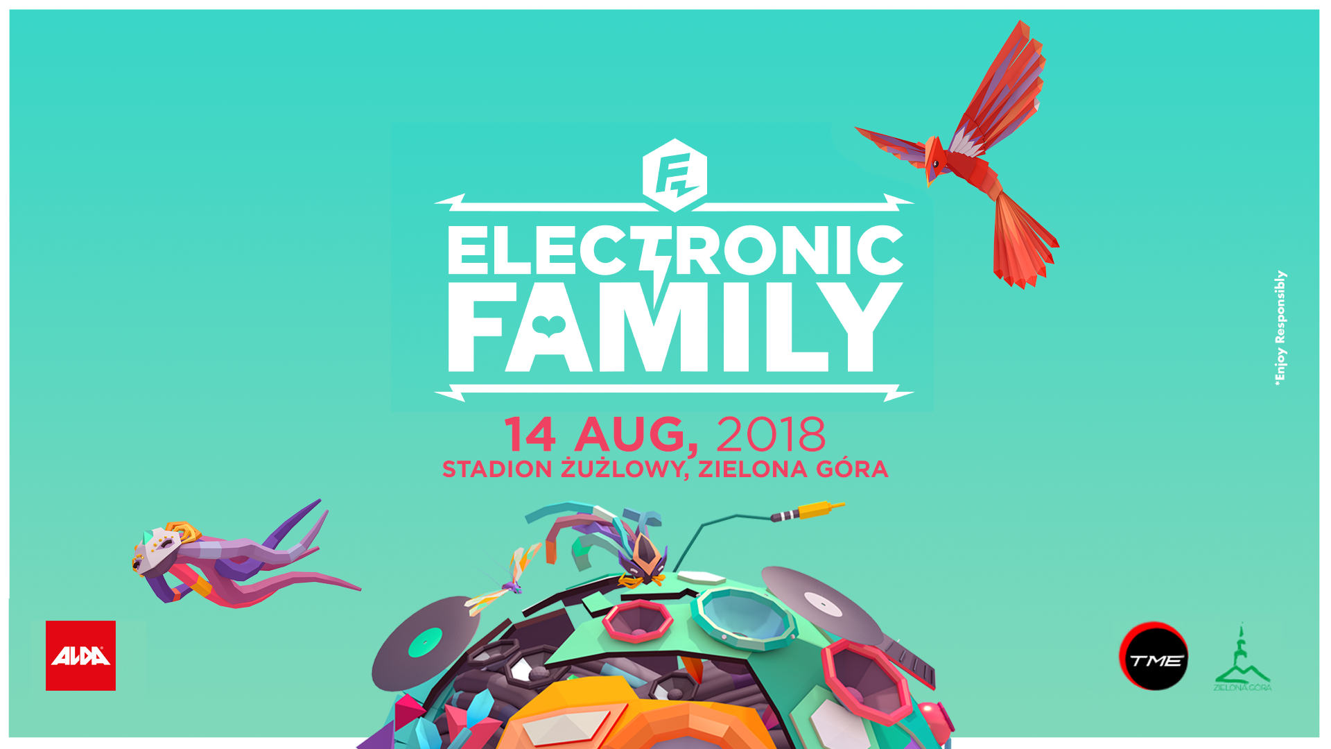 Electronic Family Poland 2018