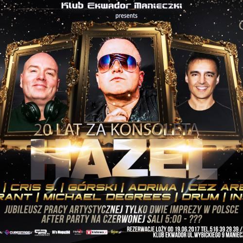 HAZEL - 20 lat za konsoletą!