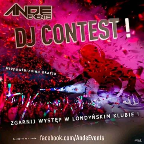 ande events the belvedere acton klub dj contest video mix nagrody impreza