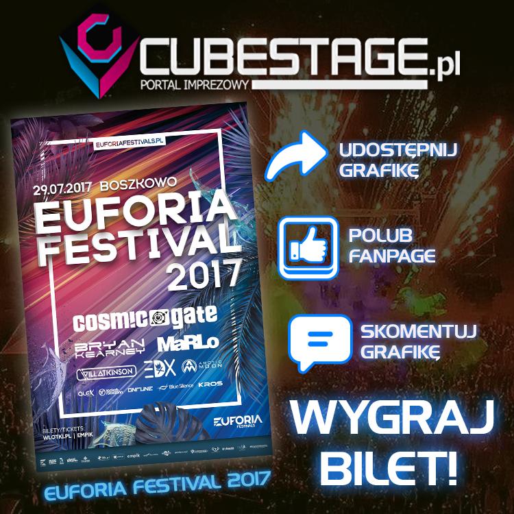 euforia boszkowo 2017 bilety event impreza