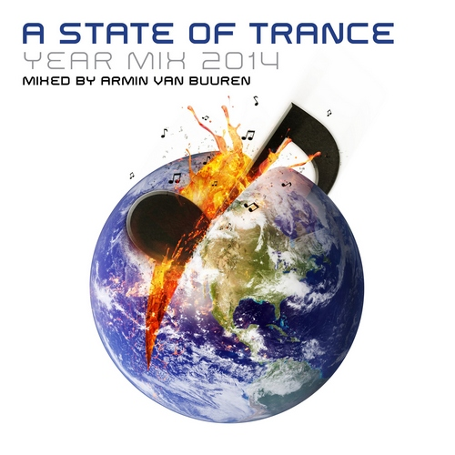 Armin Van Buuren - A State Of Trance Year Mix 2014