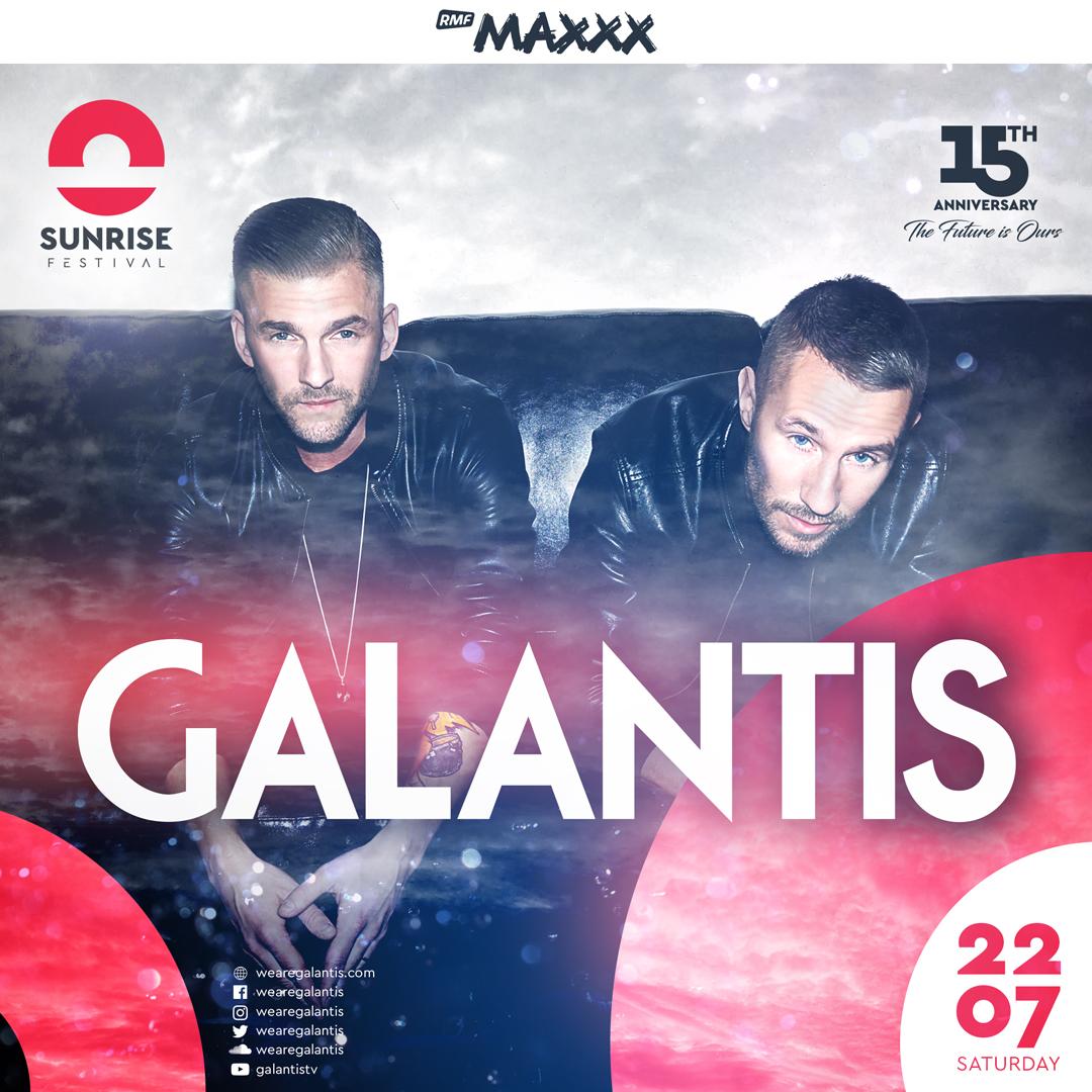 galantis sunrise festival 2017