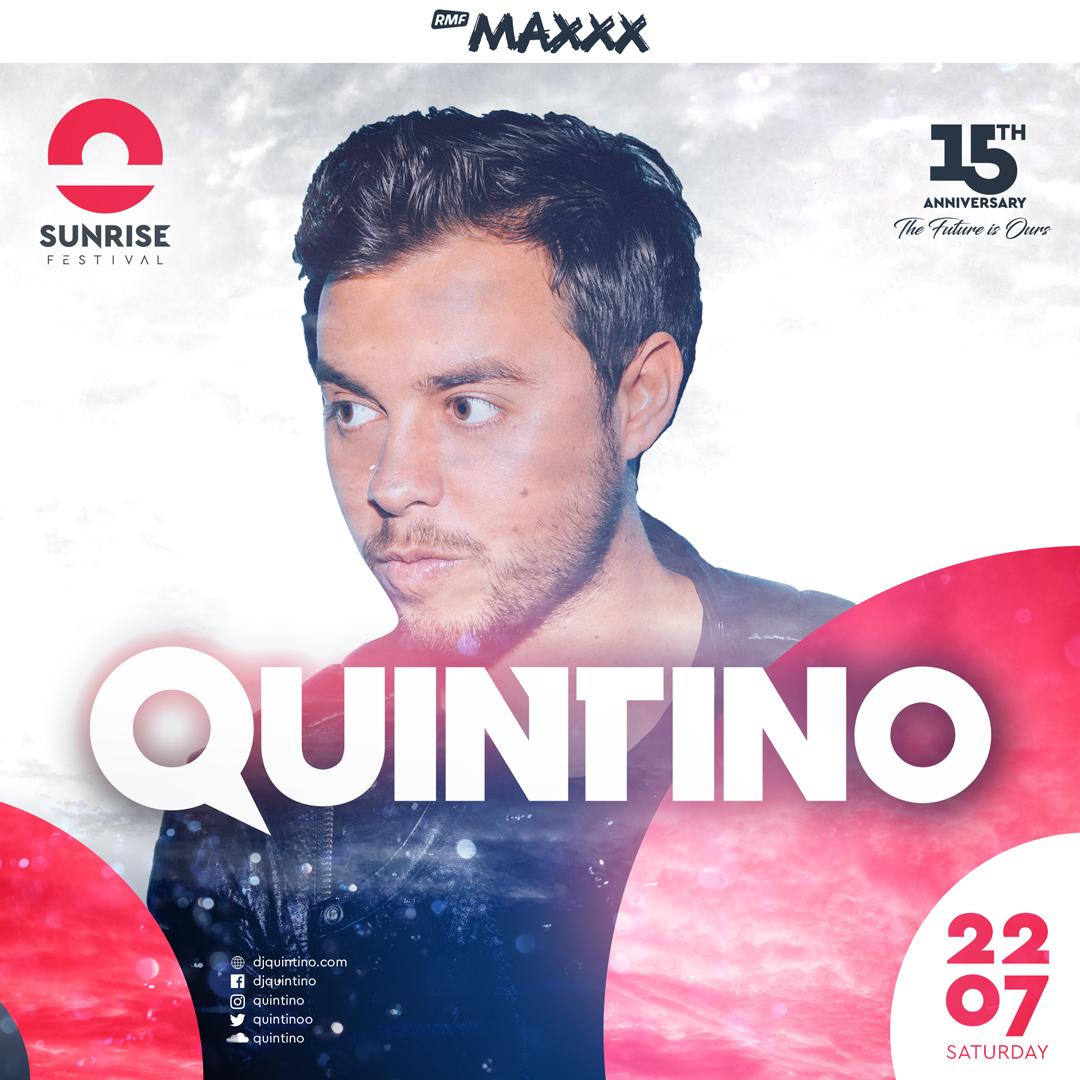 quintino sunrise festival