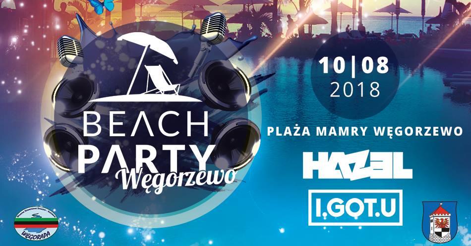 beach party 2018 wegorzewo news bilety informacje