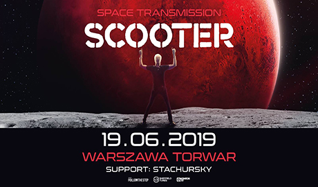 Scooter - Space Transmission