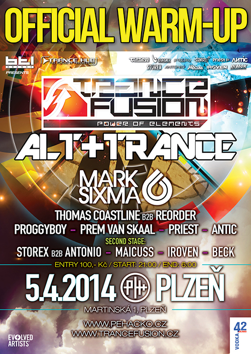 klub-ph--official-warm-up-trancefusion-plzen-czech-republic--05042014-
