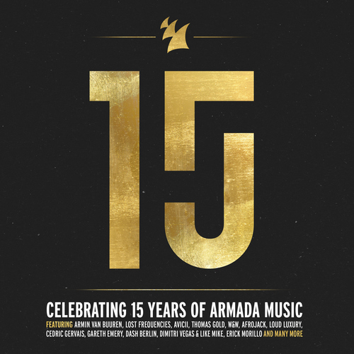 15 years of armada music recordings label album download listen spotify itunes store słuchaj tracklist