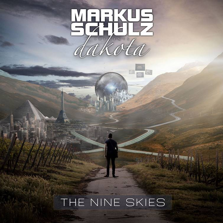 markus schulz presents dakota the nine skies album tracklist cena sklep