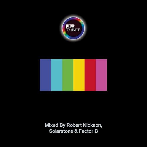 solarstone robert nickson factor b pure trance vol 6 album tracklist cena sklep