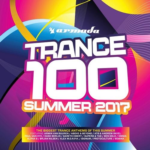 trance 100 summer 2017 album tracklist