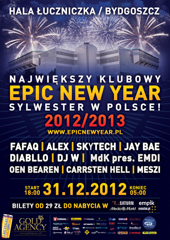 Epic New Year 2012