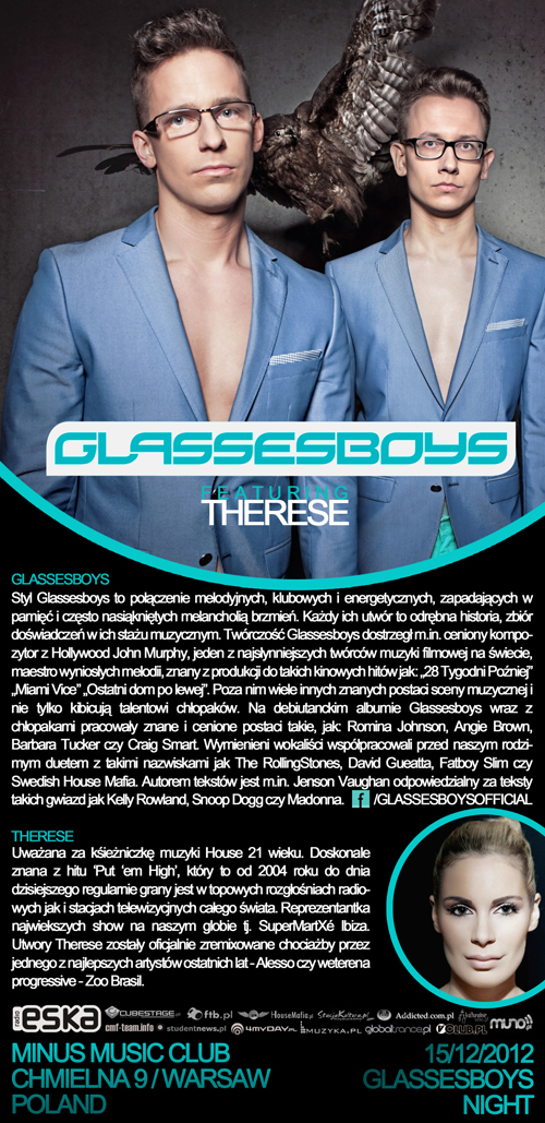 Glassesboys & Therese 15.12.2012