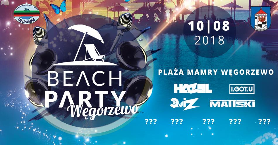 beach party bilety i got u wegorzewo hazel quiz cena do kupienia