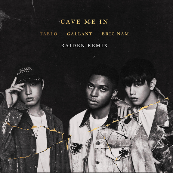 gallant tablo eric nam cave me in raiden remix single