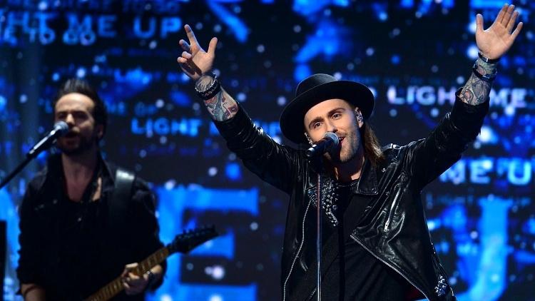 gromee dj kraków cracow light me up lukas meijer wokalista vocal eurowizja 2018 lizbona lisbon live tv tvp1 stream