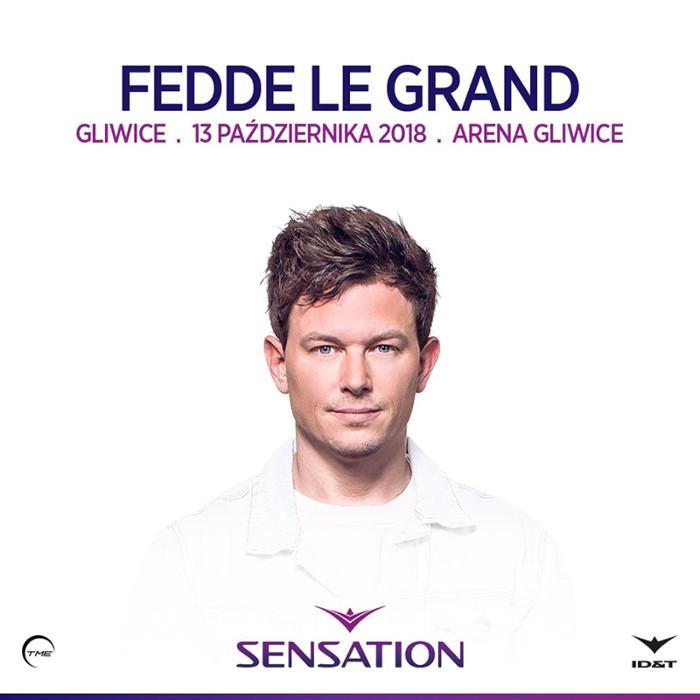 fedde le grand polska sensation white poland 2018 set dj bilety ticket buy cena kup vip zapowiedz gliwice arena parking zetony